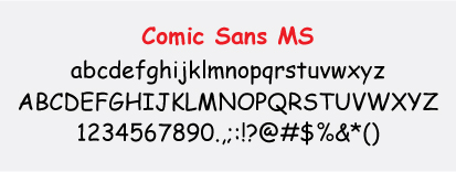 The Story Behind Comic Sans - Fonts com - Fonts com