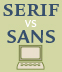 Serif vs. Sans for Text in Responsive Design