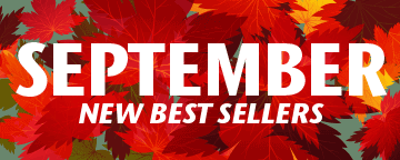 September 2013 New Best Sellers