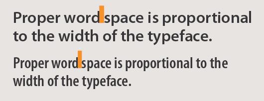 Selecting Display Fonts