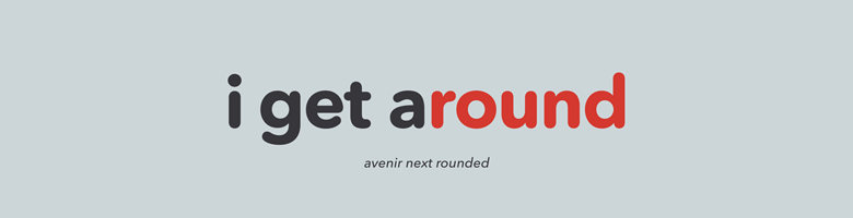 Avenir Next Rounded