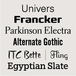 Display Web Fonts