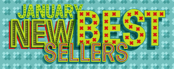 December 2012 New Best Sellers