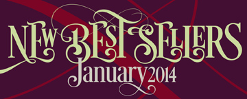 January 2013 New Best Sellers