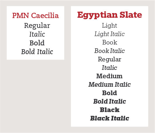 Choosing Text Typefaces for the Web - Fonts com
