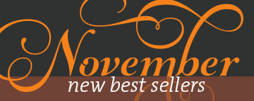 November 2013 New Best Sellers