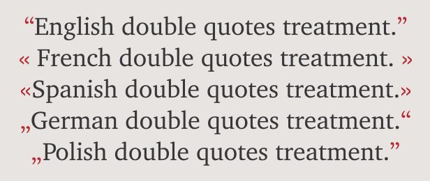 punctuation quote